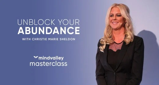 Unlock Your Abundance with Christie Marie Sheldon