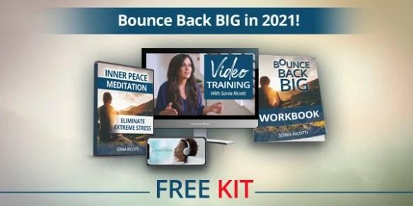 Bounce Back Big 2021 Kit