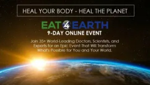 Eat4Earth, 9 Day Online Event