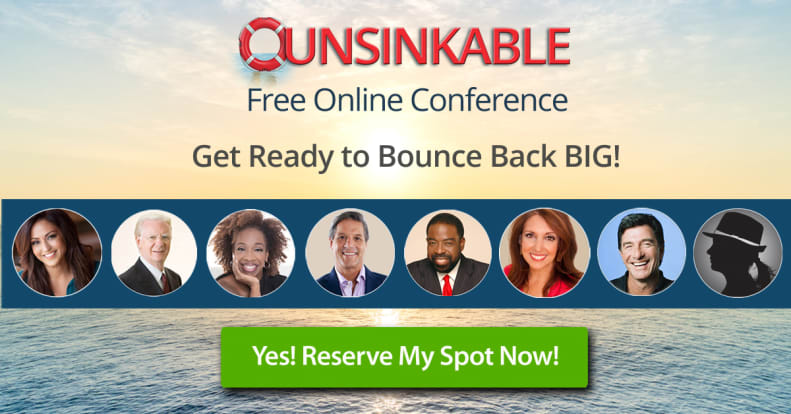 Unsinkable Online Conference