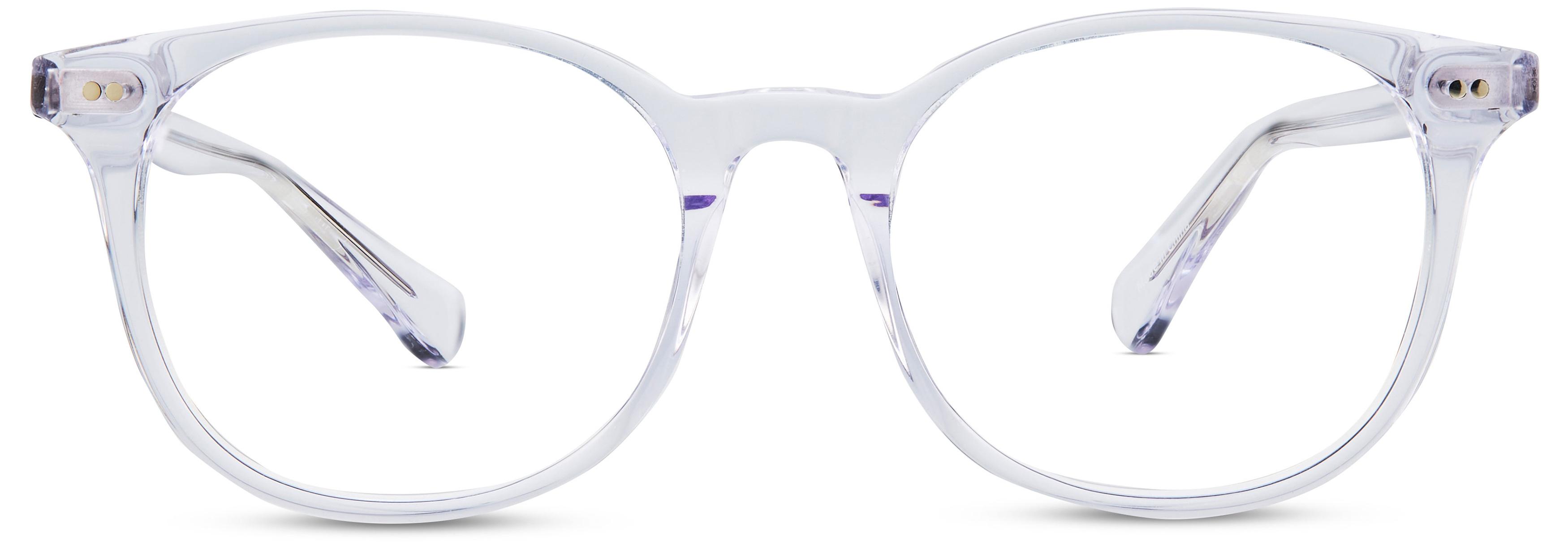 Logan Eyeglasses In Crystal For Women