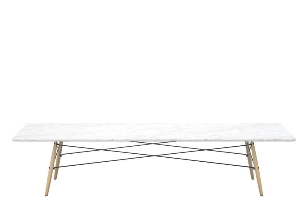 eames large coffee table 180 x 90 cm by vitra