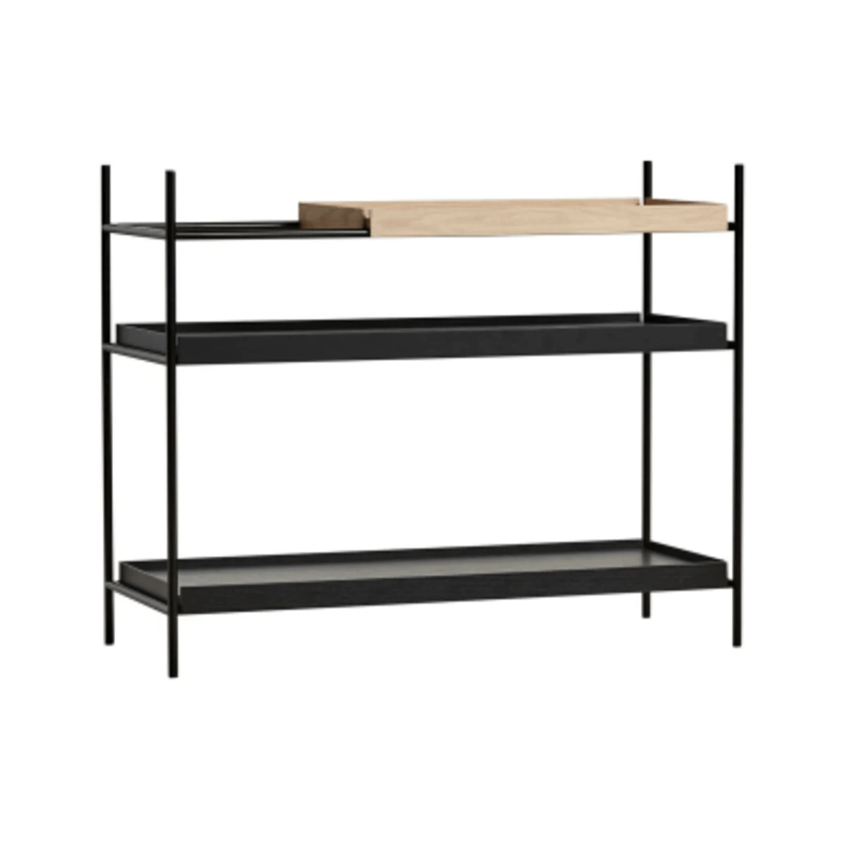 Tray High Shelving Bookcases Shelves By Woud