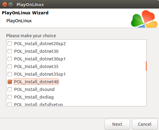 Ubuntu: How to get XenCenter running under Wine and connect