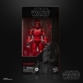 STAR WARS THE BLACK SERIES 6-INCH SITH TROOPER Figure (in pck)