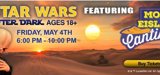 Star Wars After Dark at the Hangar