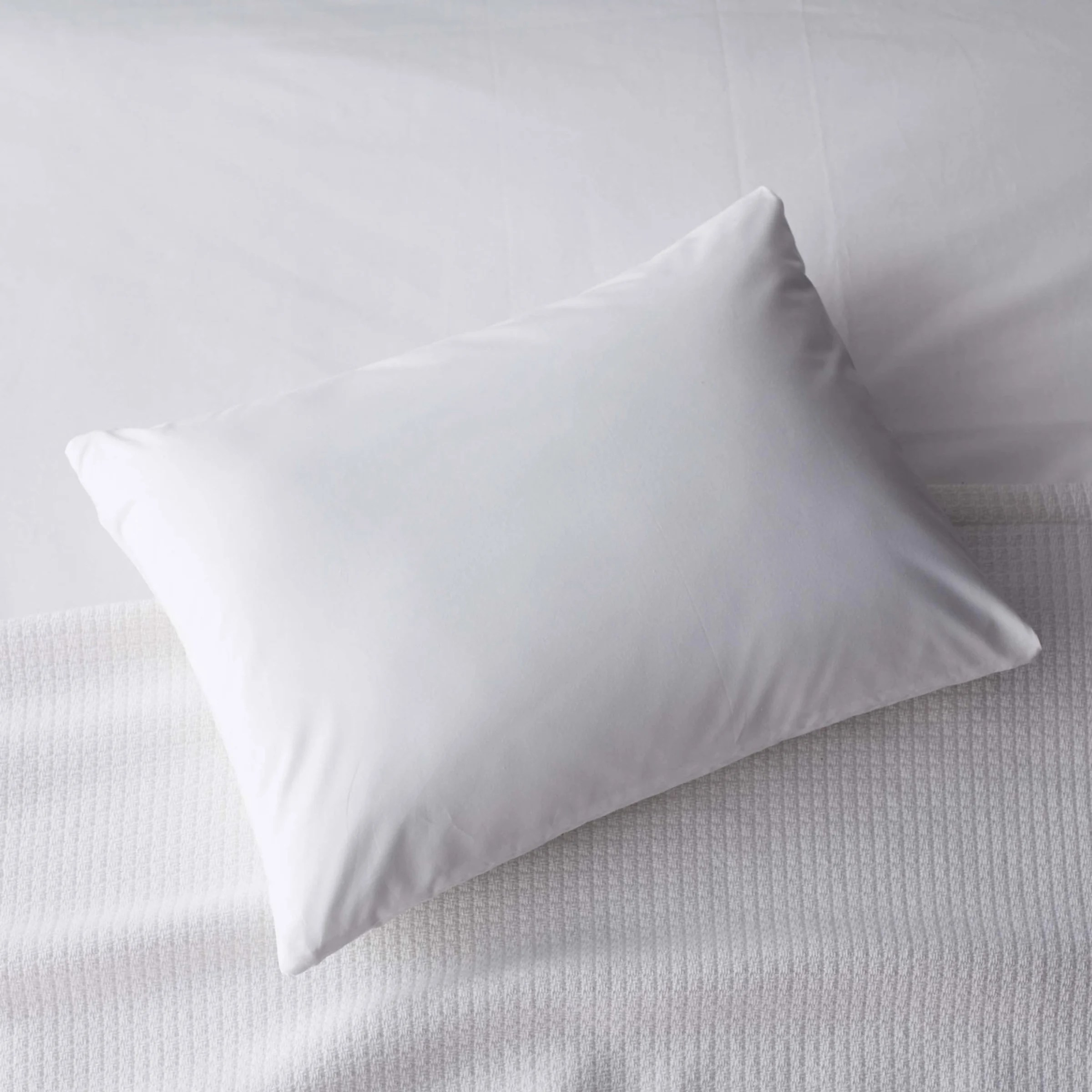 dust mite proof toddler cotton pillow protector