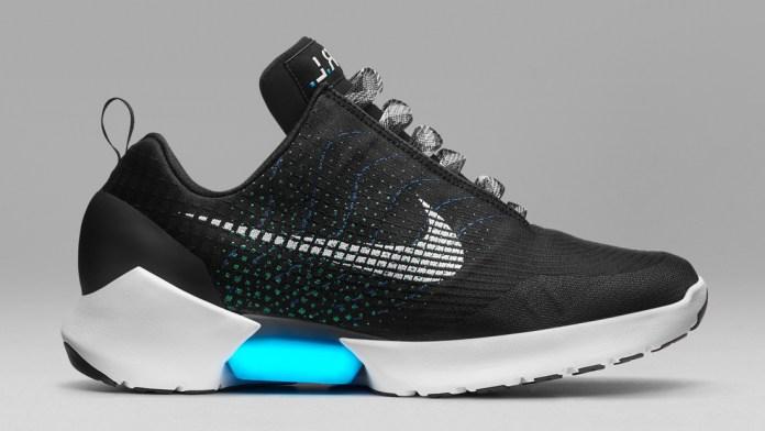 Los tenis de Volver al Futuro, los Nike HyperAdapt