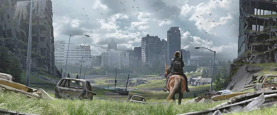 The Last of Us Part II Concept Art