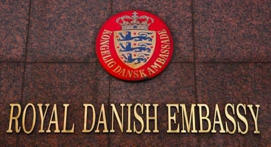 Danish Embassy In Ghana 2020