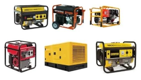Prices of Best Generators In Nigeria