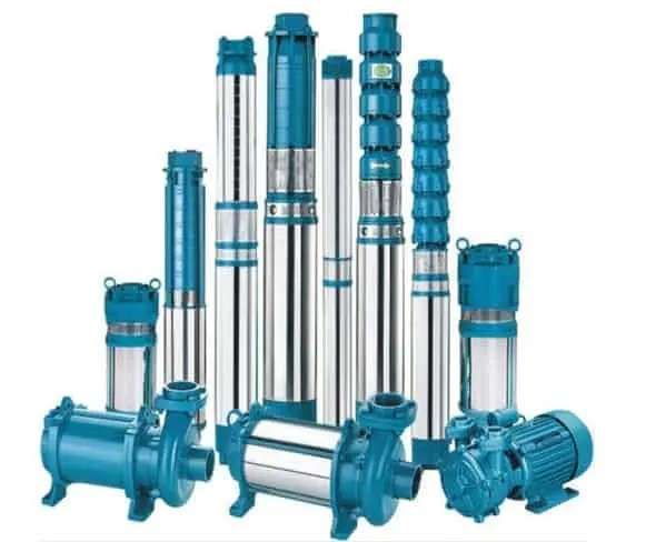 Submersible Water Pump in Nigeria