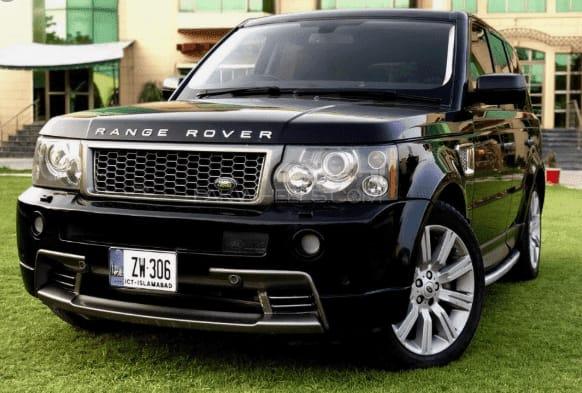 Range Rover Sport in Nigeria: Price & Review