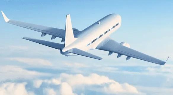airplane-Cost of Dubai Visa in Nigeria-2020