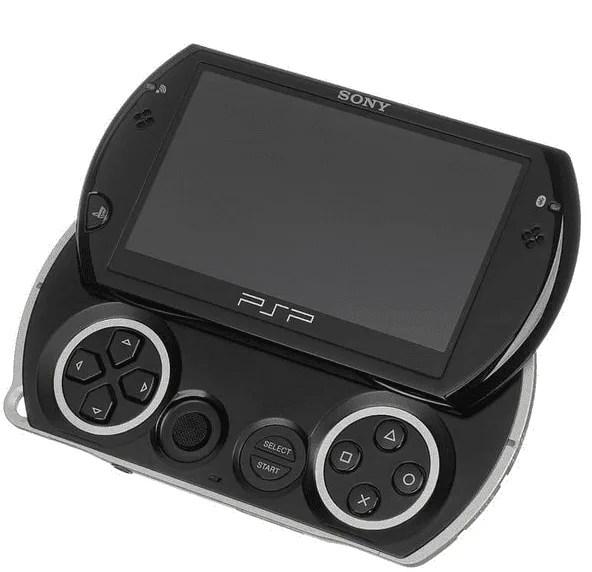 Quick Specs of PSP Go