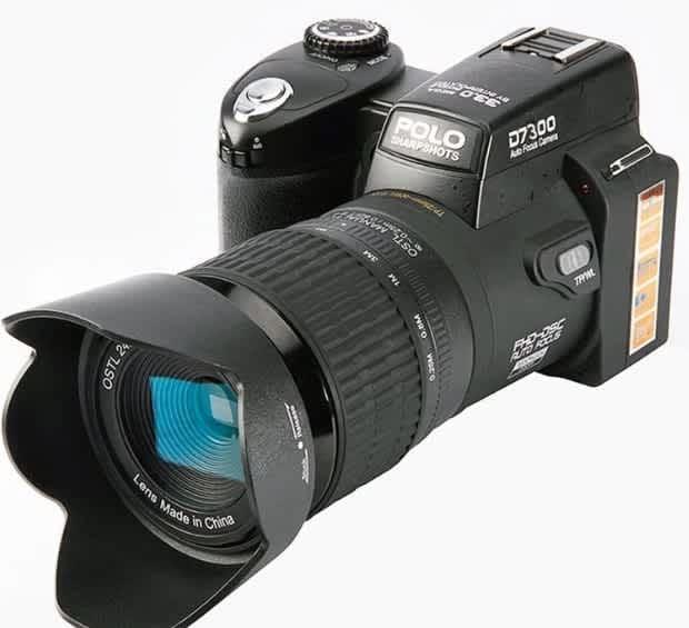 DSLR Camera in Nigeria