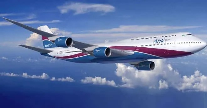 Arik Flight from Port Harcourt to Lagos (Price and other Details)
