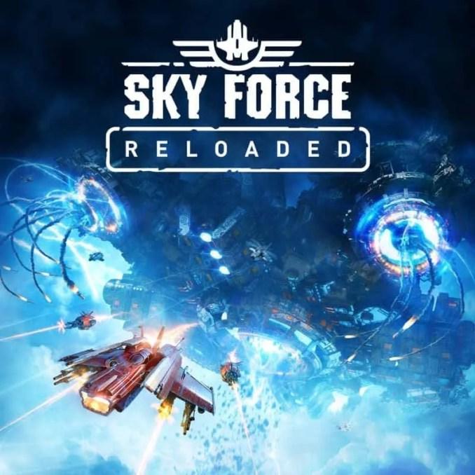 sky force reloaded-offline action games