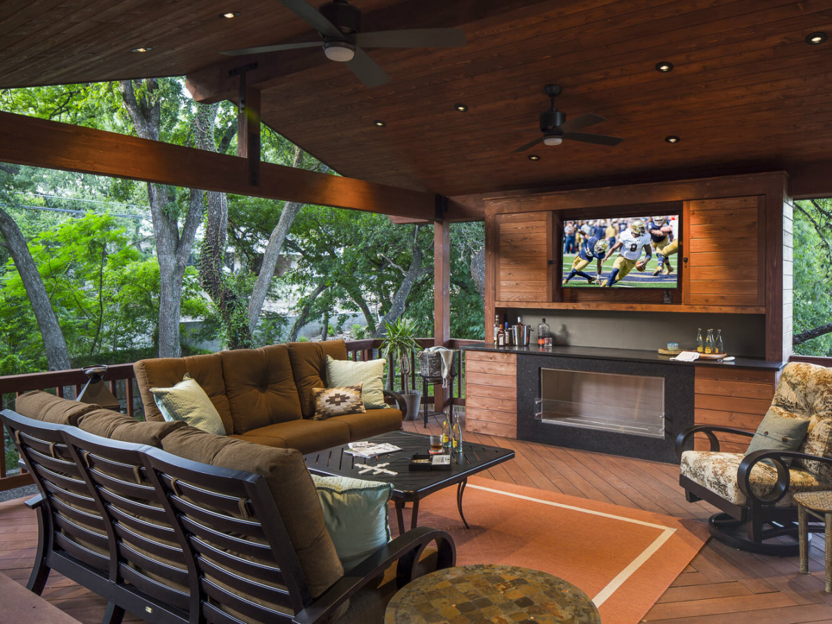 Austin design experts reveal top trends for your outdoor ... on Designer Outdoor Living  id=45766