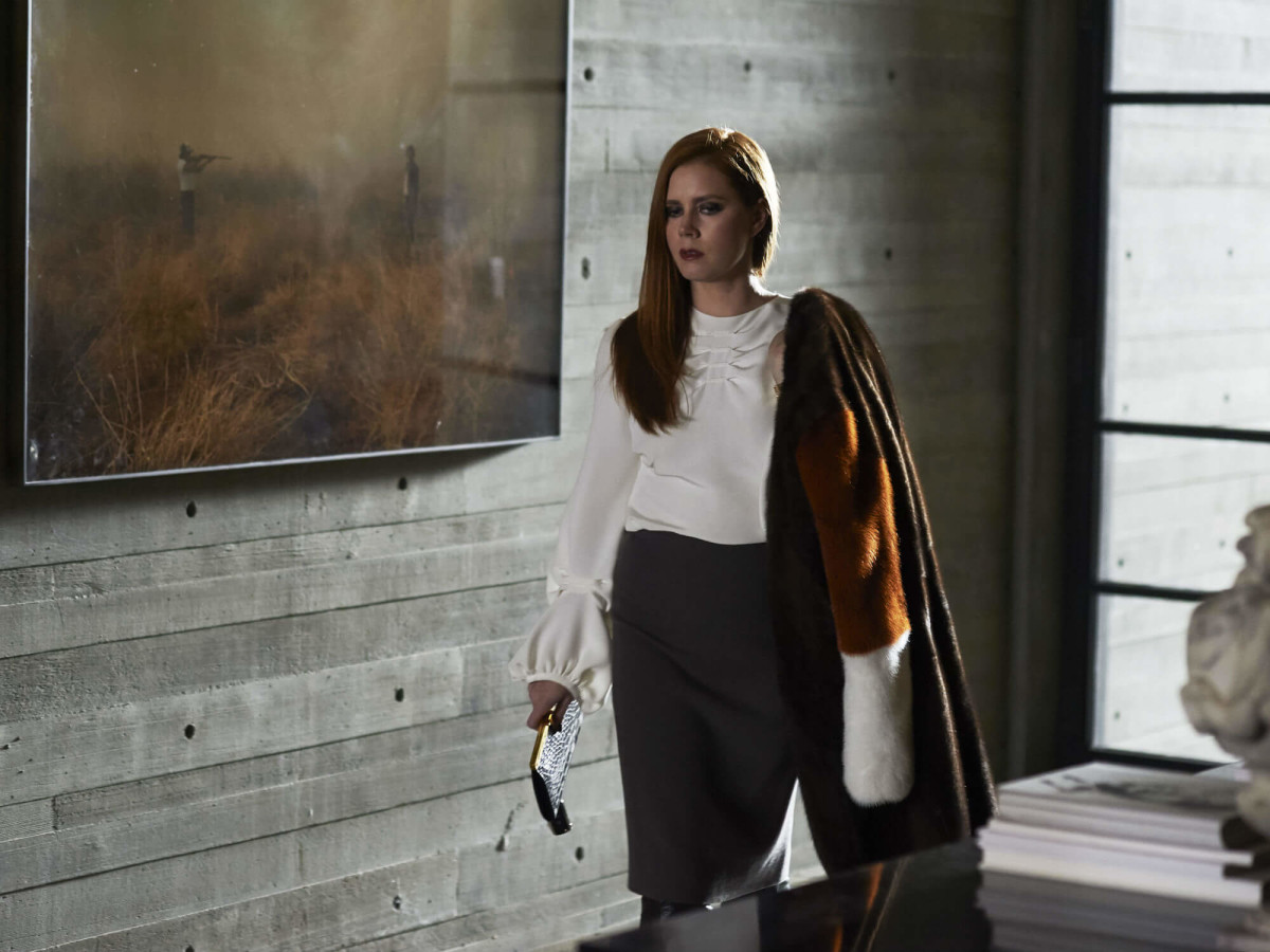 Nocturnal Animals Intrigues With Nontraditional Story