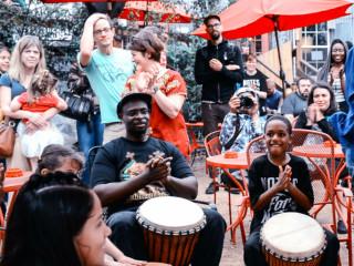 3rd Annual Congo Square ATX Festival