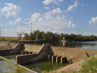 Frasier Dam