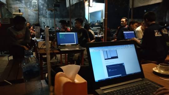 Meetup Ngedabrus #6 KLiM : Otomatisasi Jaringan dengan Paramiko