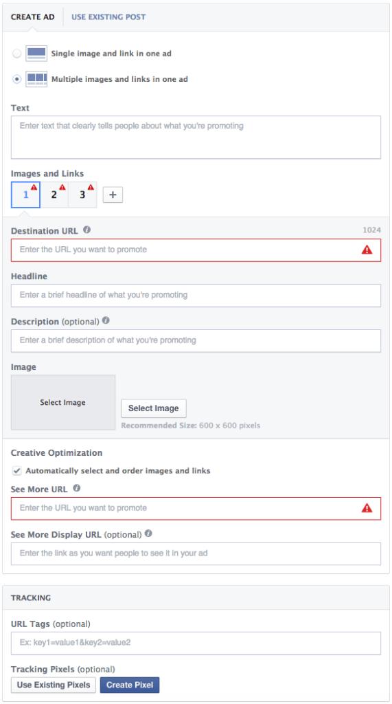 criar-anuncio-facebook-multi-produto