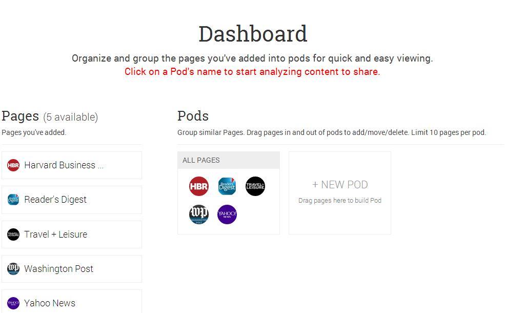 ShareGrab-Dashboard