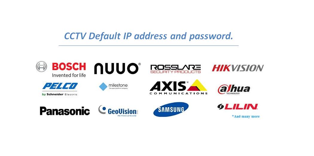 cctv-default-password