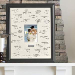 personalized-wedding-wishes-signature-frame-with-engraved-plate-2