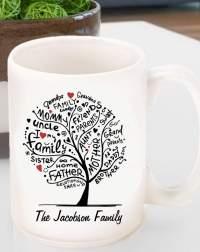 Family Roots Coffee Mug