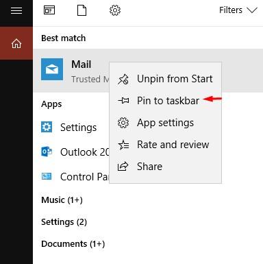 Atur Gmail Lewat Aplikasi Mail Windows 10