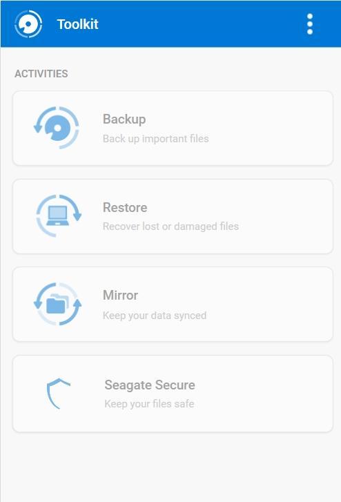 Memiliki data cadangan pada perangkat ketiga seperti  Seagate Backup Plus Ultra Touch 2TB Review : Ringkas, Mudah  Penuh Makna
