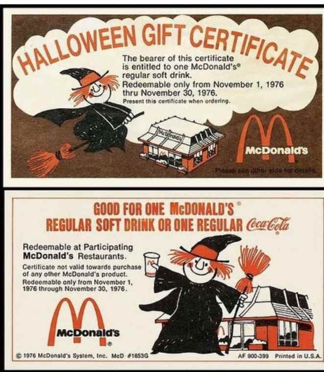 30 things you may have forgotten about mcdonald's if you grew up in ...