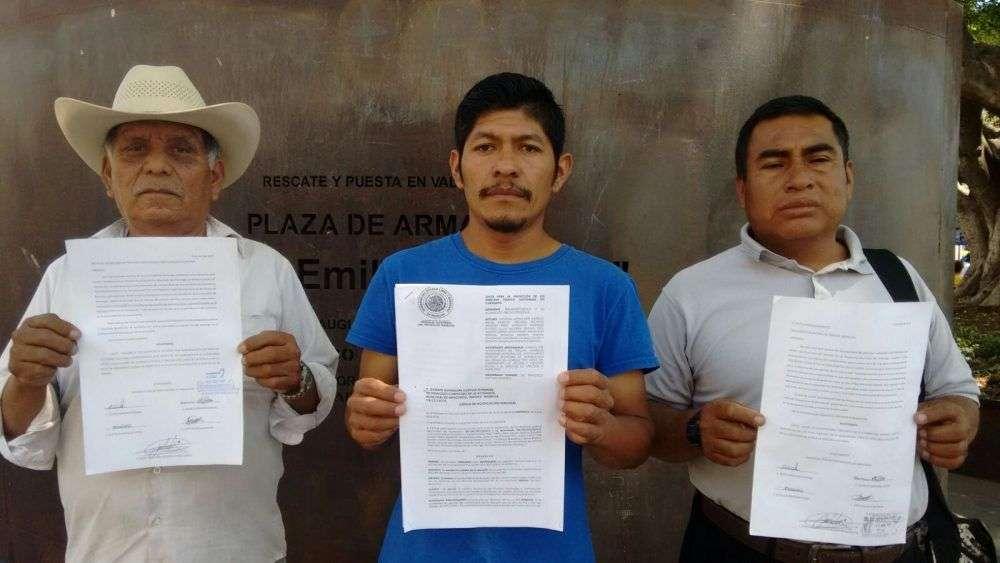 Habitantes de Amilcingo piden a las autoridades electorales reponer elecciones de Ayudantes municipales de Temoac. Foto retomada de Mundo 96.5