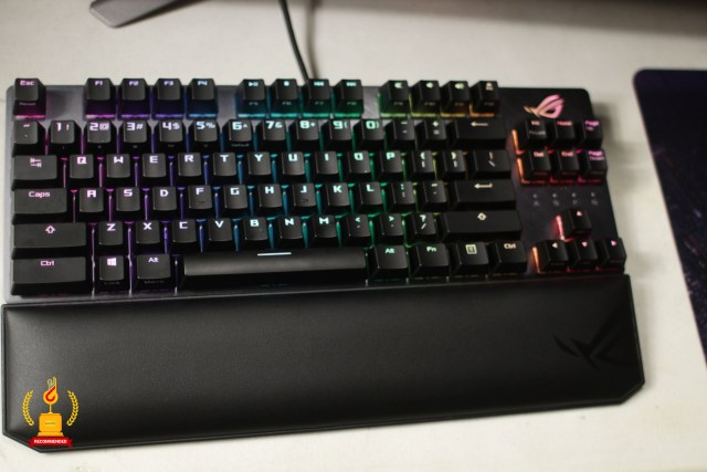 ASUS ROG Strix Scope TKL RGB