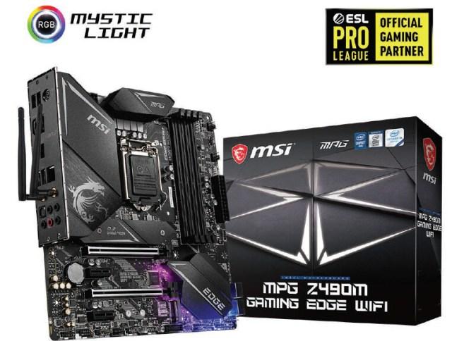 MSI Z490 Series