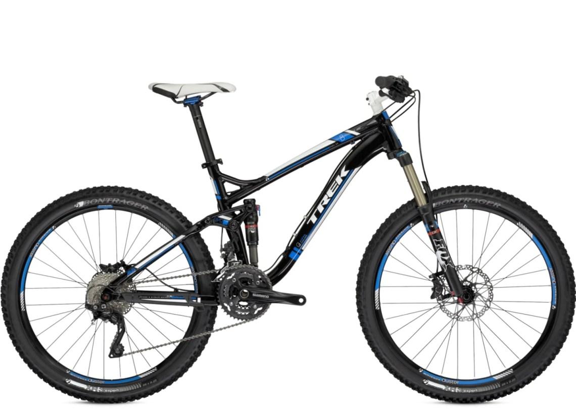 Trek Fuel EX 8 2013
