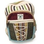 Hemp Mini Backpack Jamaica Backpack Paropakaram