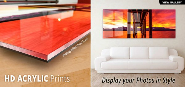 Acrylic Prints | Highest Quality Photo Acrylic Prints ...