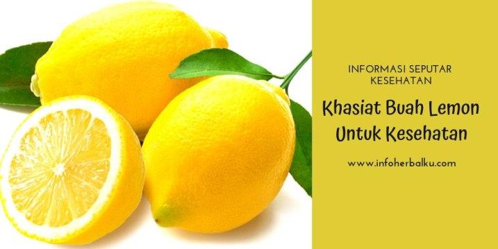 Khasiat De Lemon Untuk Kesehatan Tubuh Anda