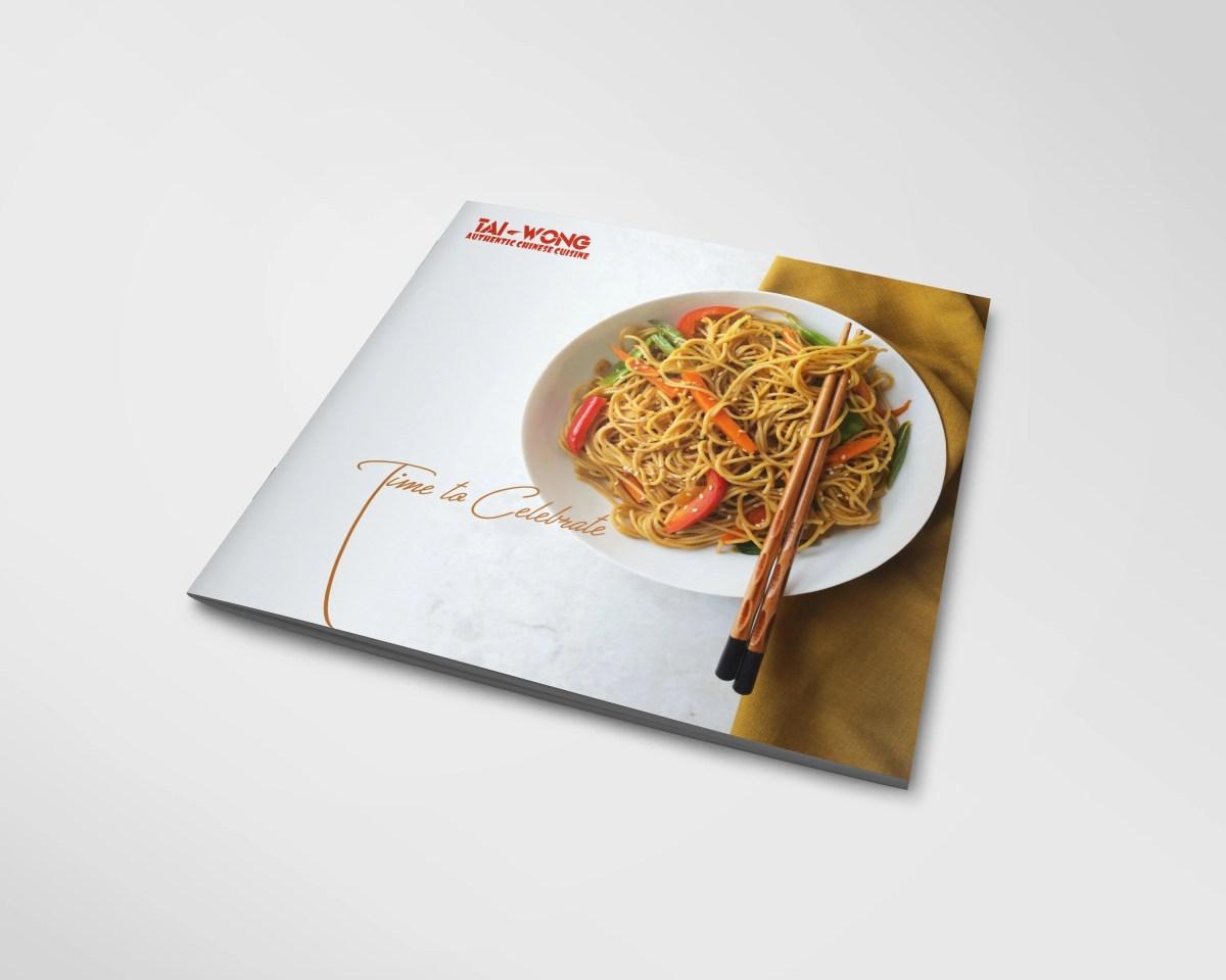 Presentation Design For Chinese restaurant in pune