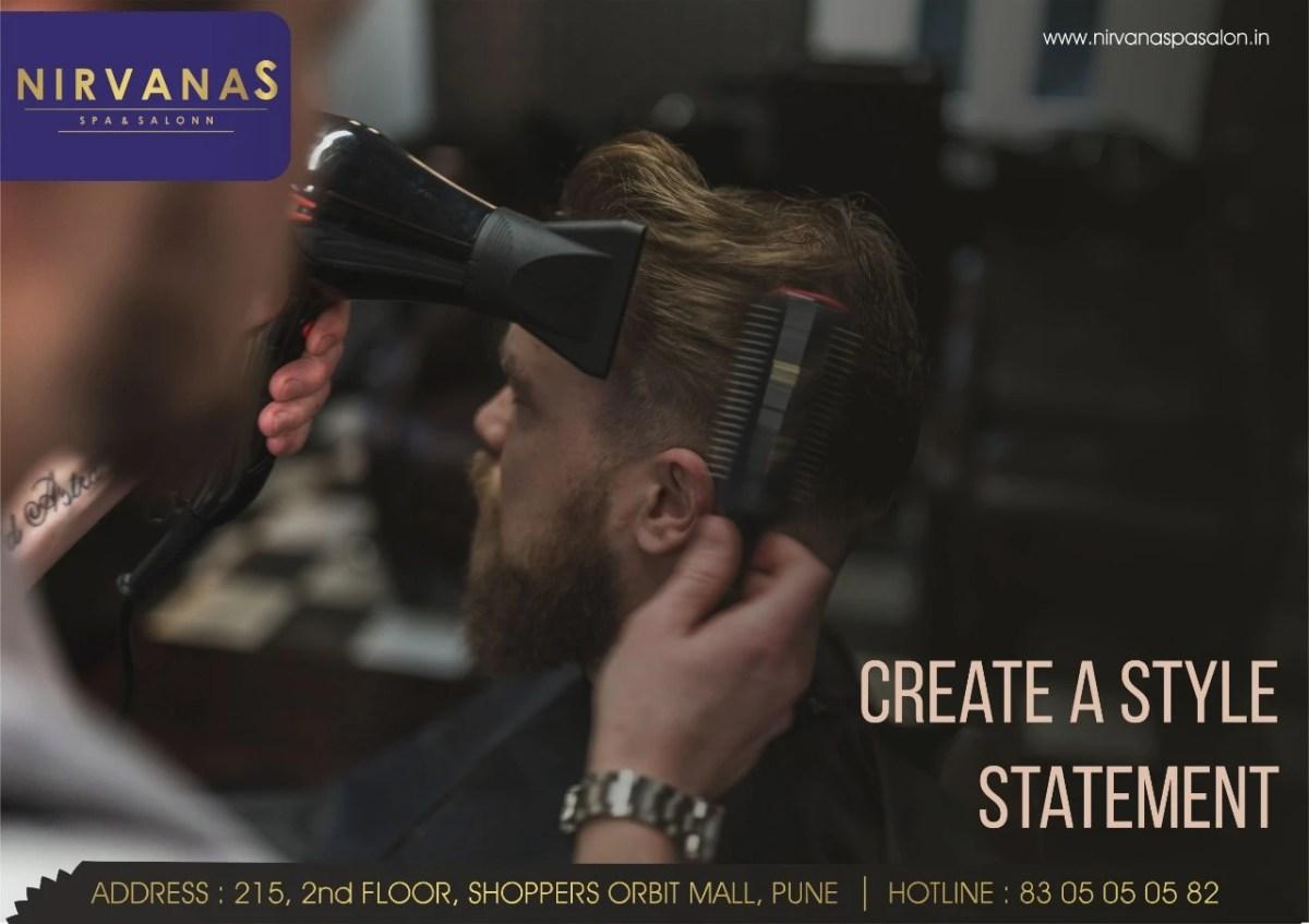 Nirvana hair Salon vishrantwadi pune