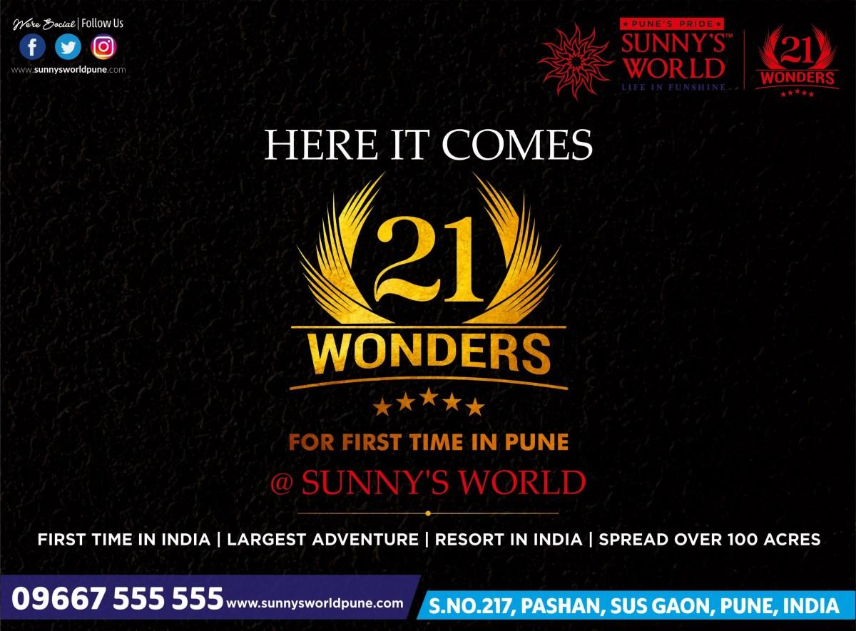 Sunnys World Pune