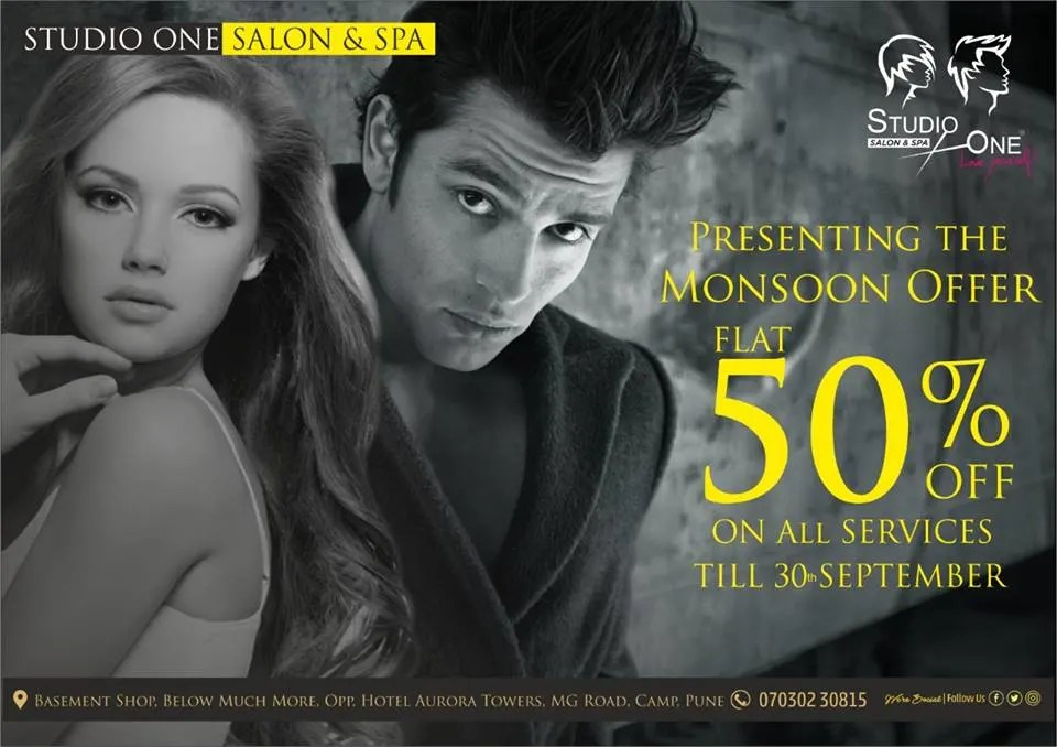 STUDIO ONE SALON AND SPA PUNE