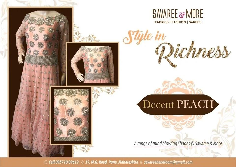 Savaree Exclusive Fabrics M. G. Road in Camp, Pune.