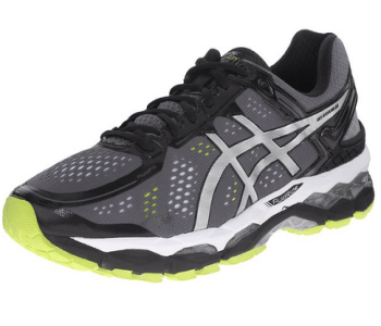 The ASICS men's Gel-Kayano 22 shoe