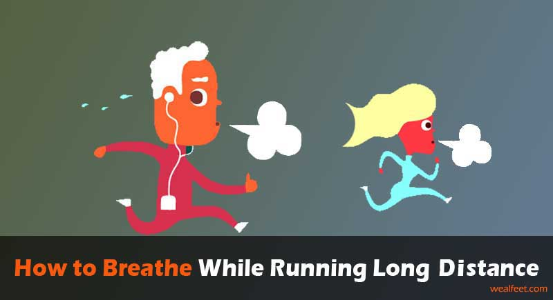 How to Breathe While Running Long Distance