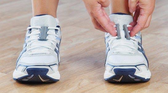 shoe's closure system